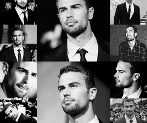 bae, theo james, and insurgent image