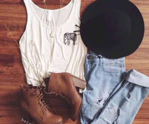 black, jeans, and fashions image