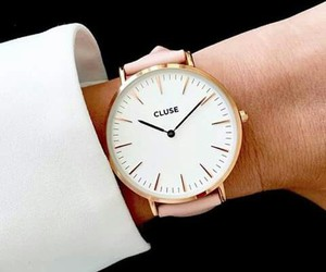 watch, cluse, and style image