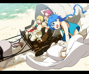 magi, alibaba, and aladdin image