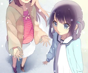 anime and nagi no asukara image