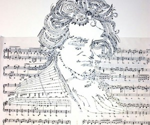 music and Beethoven image