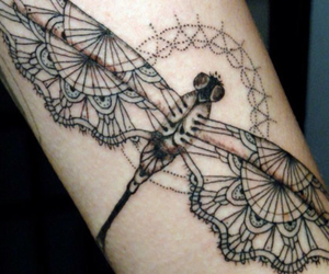 art, details, and tattoo image