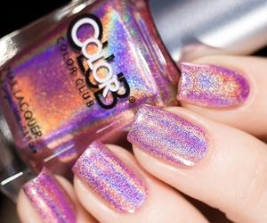 beauty, glamorous, and nail polish image