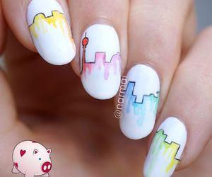 nails, nails art, and nails_art image