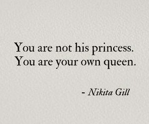 princess, Queen, and quotes image