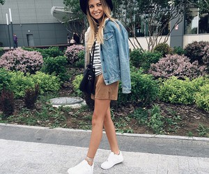 dressy, fashion, and look image