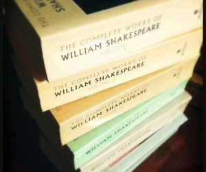 book, william shakespeare, and books image