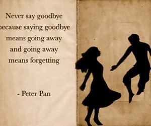 life and peterpan image
