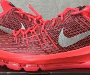 red, shoes, and kd 8 image