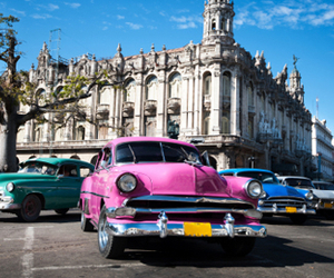 cars and havana image