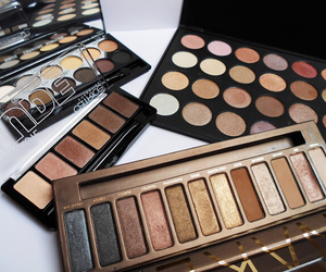fashion, makeup, and urban decay image