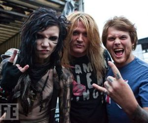 danny, skid row, and danny worsnop image
