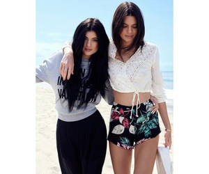 Kendall, sisters, and jenner's image