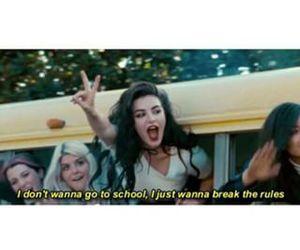 school, break, and grunge image