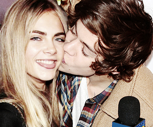 cara delevingne, Harry Styles, and harry image