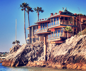 house, beach, and luxury image