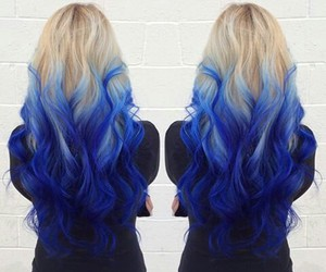 beautiful, blue, and blonde image