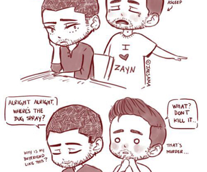 ziam, love, and zayn image