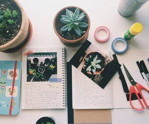 journal and notebook image