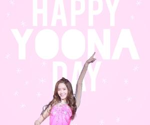 birthday, snsd, and yoona image