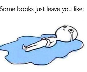 book, cry, and tfios image