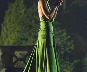 30s, dress, and green image