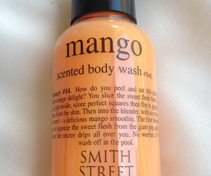 mango, orange, and body wash image