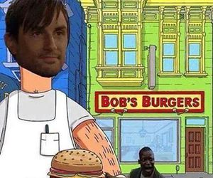 bob, the walking dead, and twd image
