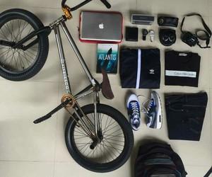 adidas, apple, and bag image