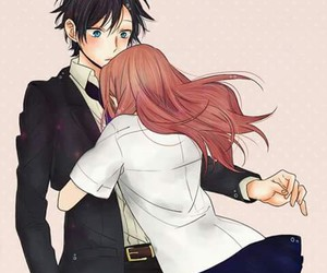 Manga Horimiya And Anime Image