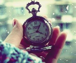 tumblr and clock image