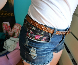 shorts, photography, and jeans image