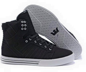 dance shoes and supra shoes image