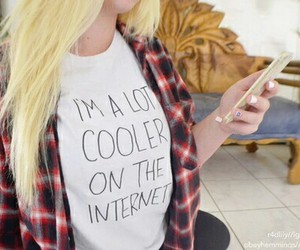 tumblr, internet, and outfit image