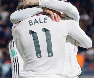real madrid, sergio ramos, and gareth bale image
