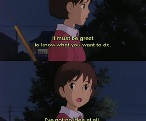 quotes, anime, and whisper of the heart image