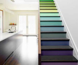 stairs and decor image