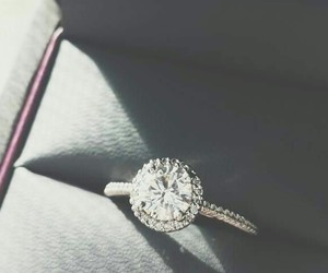 engagement and rings image