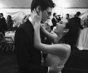 will darbyshire, arden rose, and wedding image