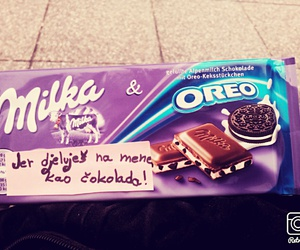 balkan, food, and oreo image