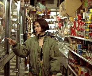 mathilda, leon, and natalie portman image