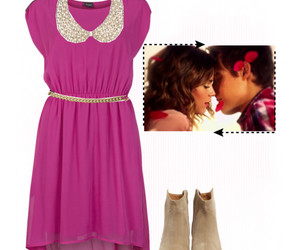 outfits, violetta, and martina stoessel image