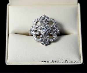 engagement, gift, and gorgeous image