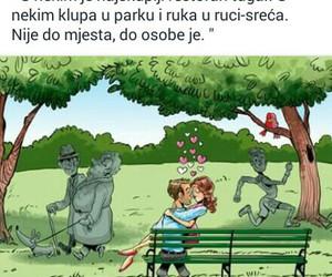 ljubav, citati, and sreća image