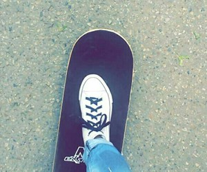 convers, jeans, and shoes image