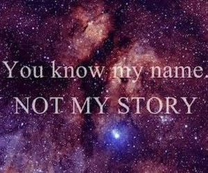 name, story, and quotes image