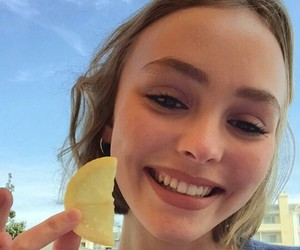 lily rose depp, icon, and indie image