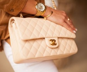 chanel and bag image
