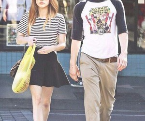 evan peters, love, and best couple image